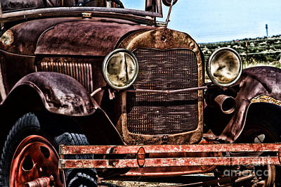 Photograph - Road Ready by Jim McCain
