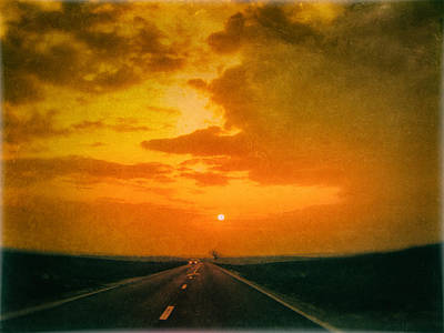 Road Sundown Original