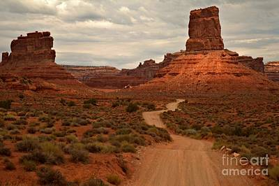 Photograph - Road Through The Gods by Adam Jewell