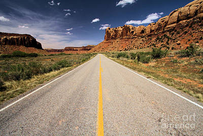 Photograph - Road To Adventure by Adam Jewell