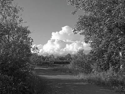 Road To Clouds Original