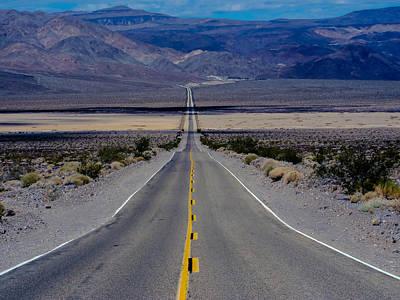 Modern Kitchen - Road to Death Valley by Mark Buchanan