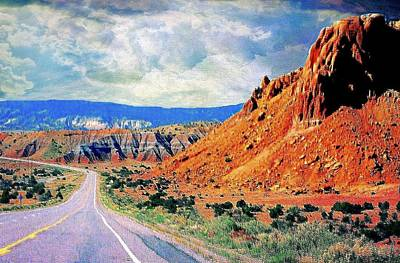Photograph - Road To Durango II by Janette Boyd