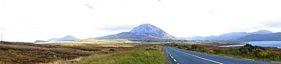 Photograph - Road To Errigal by Charlie and Norma Brock