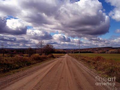Road To Fillmore Original by Christian Mattison