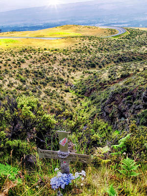 Photograph - Road To Haleakala 27 by Dawn Eshelman
