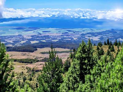 Photograph - Road To Haleakala 9 by Dawn Eshelman
