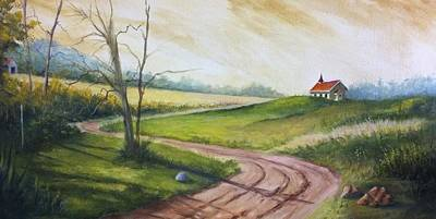 Painting - Road To Heaven  by Jolyn Kuhn