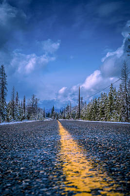 Photograph - Road To Home by Rob Tullis