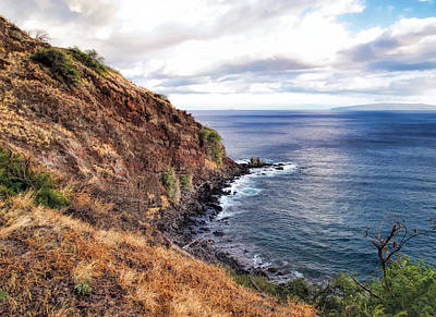 Photograph - Road To Lahaina 1 by Dawn Eshelman