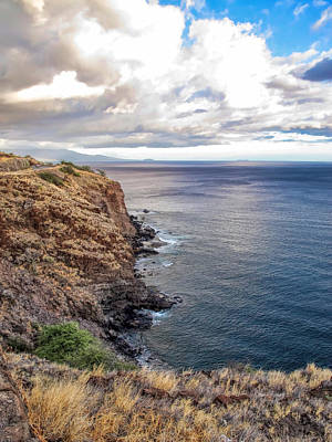 Photograph - Road To Lahaina 11 by Dawn Eshelman