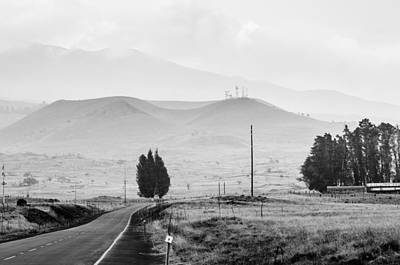 Photograph - Road To Mauna Kea by Jason Chu