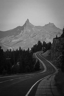 Photograph - Road To Mordor by Angelique Rea