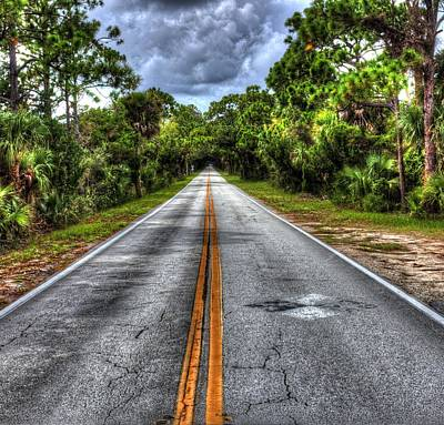 Photograph - Road To No Where by Tyson Kinnison