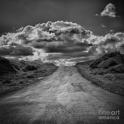 Photograph - Road To Nowhere by David Waldrop