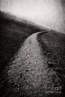 Photograph - Road To Nowhere Haleakala National Park Maui Hawaii by Edward Fielding