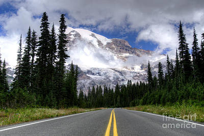 Photograph - Road To Paradise by Deby Dixon