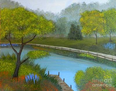 Painting - Road To Peace by Tanja Beaver