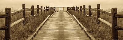 Road To Recovery Art Print by Don Spenner