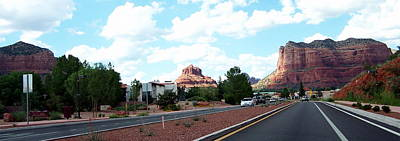 Photograph - Road To Sedona by Dean Ferreira