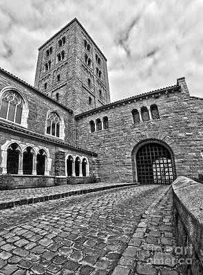 Gatehouse Photograph - Road To The Gatehouse by Mark Miller
