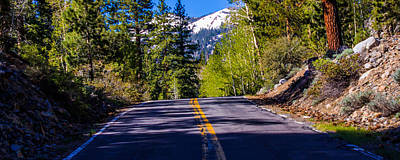 Photograph - Road To The Mountain by John McGraw