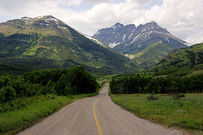 Photograph - Road To The Rockies No.2 by Daniel Woodrum