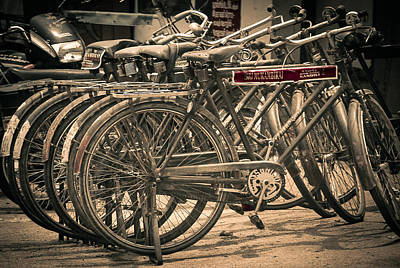 Photograph - Roadside Parking by Dave Hall