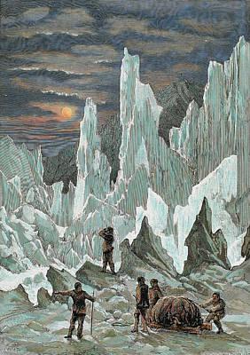 Roald Engebrecht Amundsen (borge, 1872 Art Print by Prisma Archivo