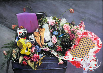 Painting - Roamin' Still Life by Richard Barone