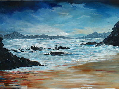 Painting - Roaringwater Bay by Conor Murphy