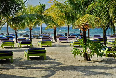 Photograph - Roatan Island Resort by Kirsten Giving