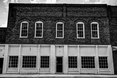Greenville Photograph - Robbie's Furniture Store by Bill Cantey