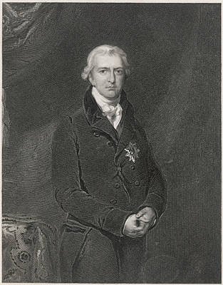 Robert Banks Jenkinson (1770-1828) Art Print by Mary Evans Picture Library