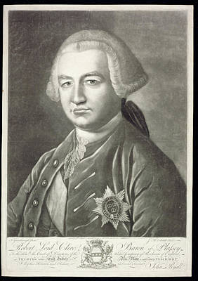 Seven Years War Photograph - Robert by British Library