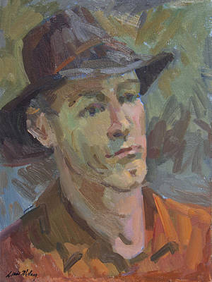 Painting - Robert by Diane McClary