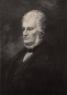 Robert Hare (1781-1858) American Chemist Art Print by Universal History Archive/uig