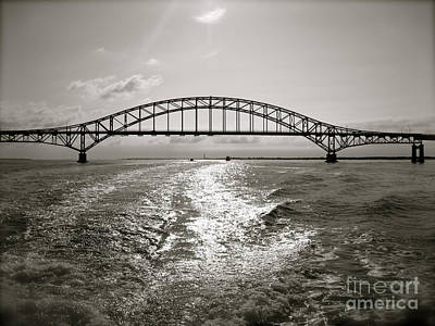 Robert Moses Bridge Art Print by Paul Cammarata