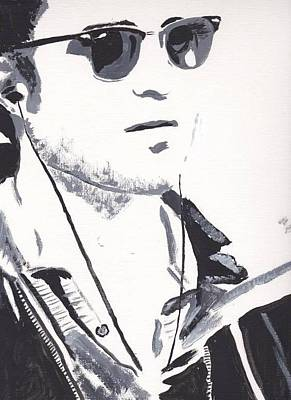 Robert Pattinson 151 Art Print