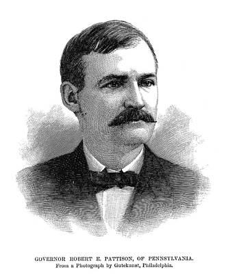 Democrat Painting - Robert Pattison (1850-1904) by Granger