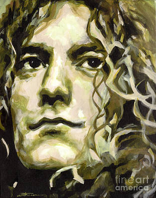Robert Plant. Golden God Original