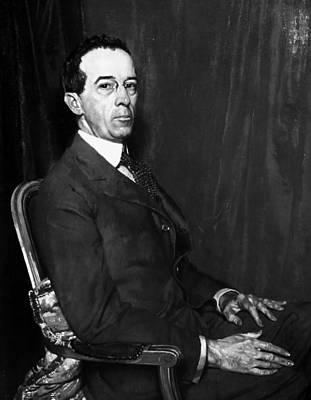 Sir William Orpen Painting - Robert Sterling Clark (1877-1956) by Granger