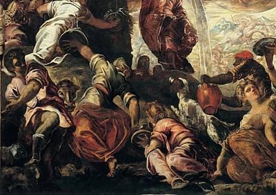 Robusti Jacopo Known As Tintoretto Art Print