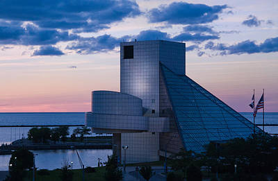 Photograph - Rock And Roll Hall Of Fame by Dale Kincaid
