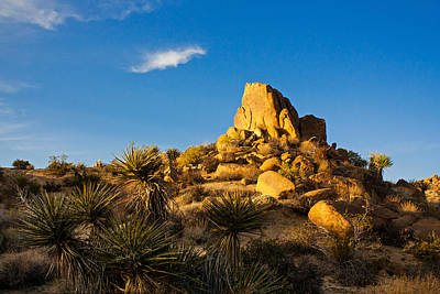 Photograph - Rock And Sky Meet by Kunal Mehra
