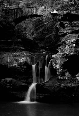 Photograph - Rock And Water by Haren Images- Kriss Haren