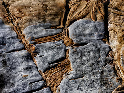 Photograph - Rock Art by Robert Woodward