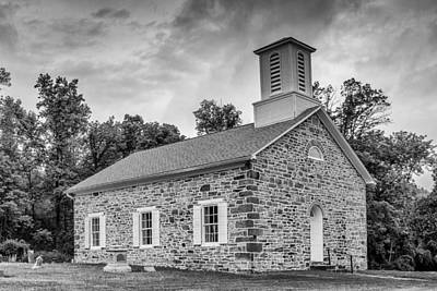 Photograph - Rock Chapel 2906b by Guy Whiteley