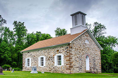 Photograph - Rock Chapel by Guy Whiteley
