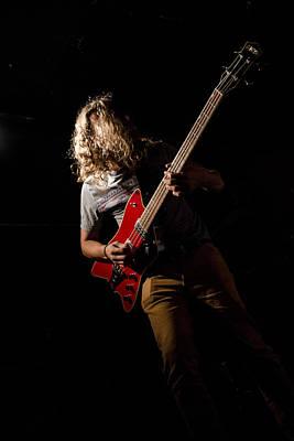 Rock Concert Original by Joel  Bourgoin